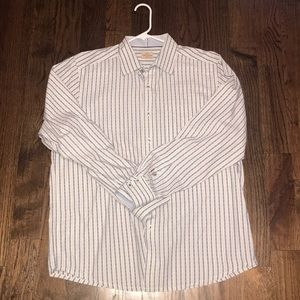 Tommy Bahama striped button up